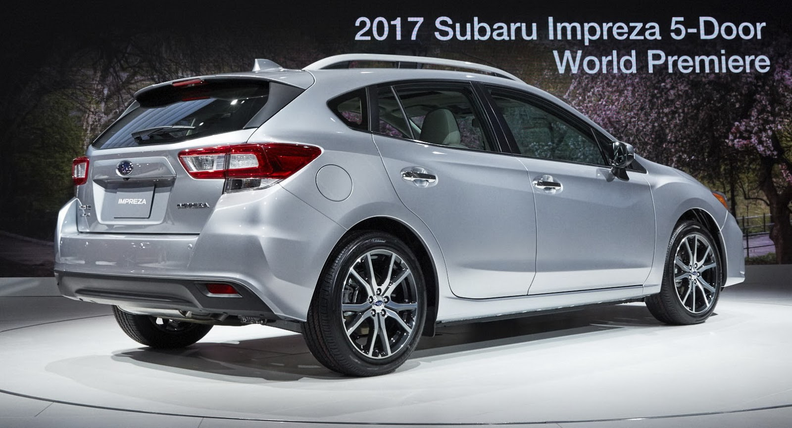 Moment Of Truth 2017 Subaru Impreza Production Vs Concept Carscoops