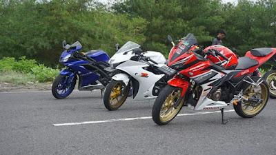 Motor Sport Fairing 150cc Indonesia