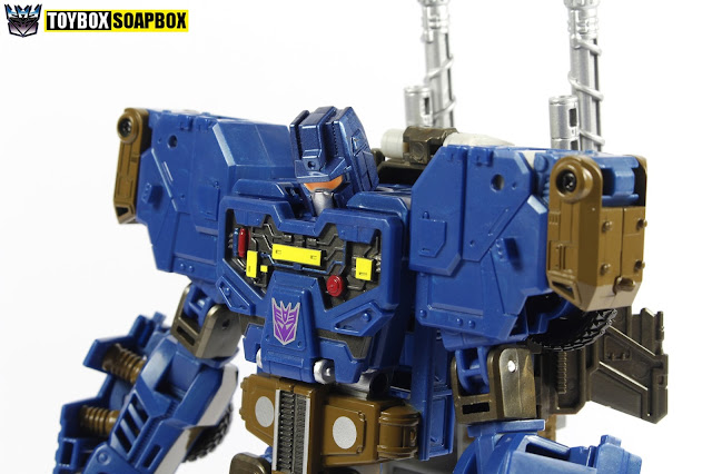 unite warriors onslaught head