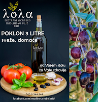Hladno ceđeno maslinovo ulje , Srbija