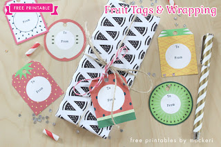 printable fruit tags
