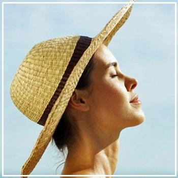 Melindungi Wajah dari UV