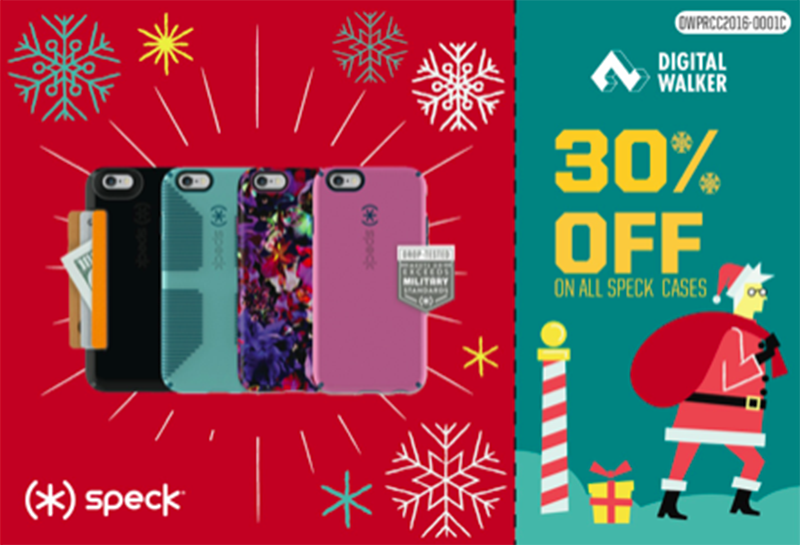 30% off on Speck cases!