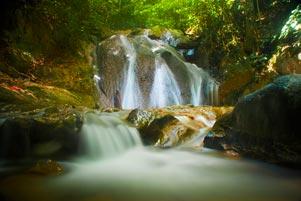 Air Terjun Kuta Malaka - Janoopedia