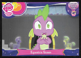My Little Pony Equestria Games Series 3 Trading Card