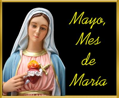 Resultado de imagen para mes mariano 2017