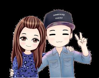 Avatar cặp đôi Love Love, Ảnh đại diện cặp đôi Love Love