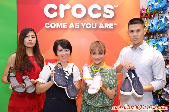 Crocs Spring Summer 2017 Come As You Are