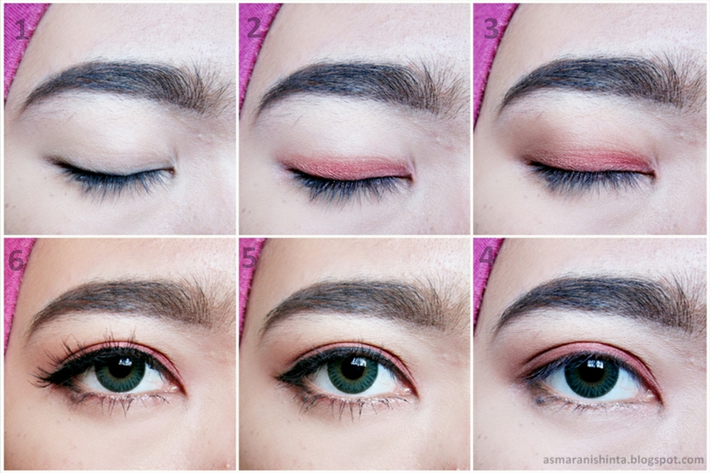 Every post has its own story..: [TUTORIAL] Makeup Idul Fitri