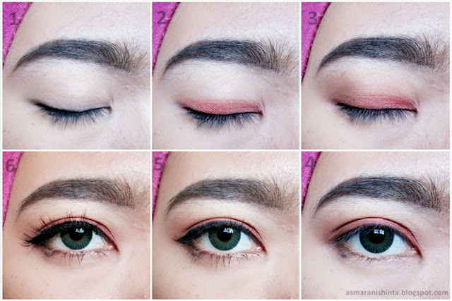 Every post has its own story: [TUTORIAL] Makeup Idul Fitri