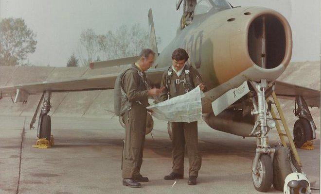 Όταν τα «F-84F» της ΠΑ θα βομβάρδιζαν τους Τούρκους στην Κερύνεια – Η αποστολή που ματαιώθηκε την τελευταία στιγμή…