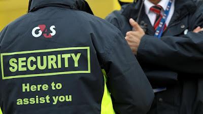 ΓΙΑΝΝΕΝΑ-Η G4S,η μεγαλύτερη πολυεθνική εταιρεία στον χώρο των συστημάτων ασφαλείας,αναζητά υπάλληλο