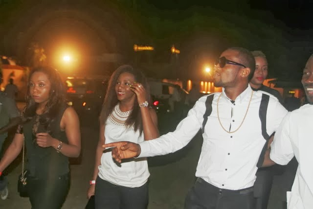 dbanj and genevieve nnaji