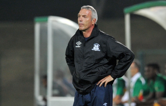 Maritzburg United coach Ernst Middendorp has signed a new two-year deal.