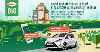 Castiga un autoturism marca Toyota Yaris Terra Hybrid sau 11 smartphone iPhone 7