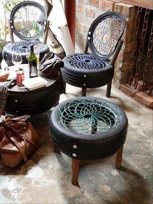 Reciclagem pneu