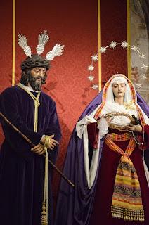 Ntro P. Jesús de los Afligidos y Ntra Sra del Rosario