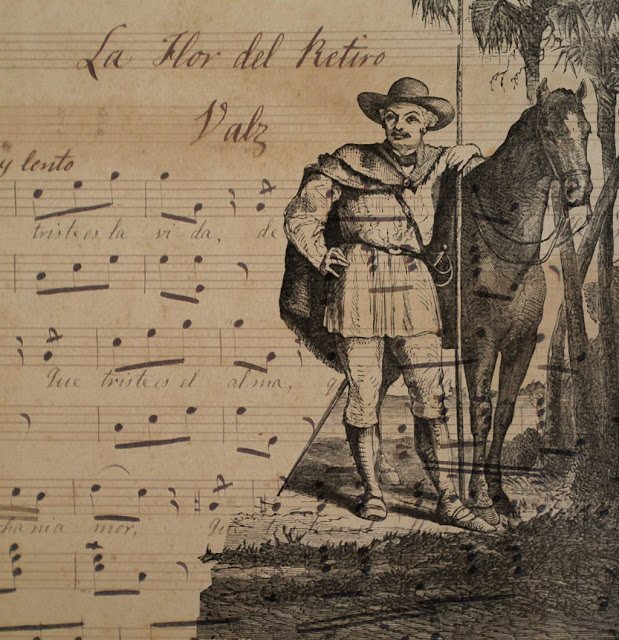 obras musicales de Jose Antonio Paez