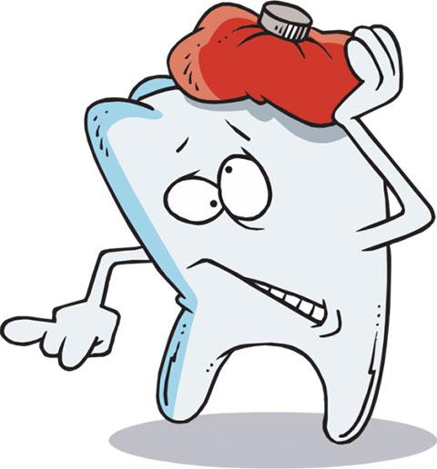 [Giải đáp] - Mơ thấy răng hàm trên bị mẻ & hàm dưới rụng