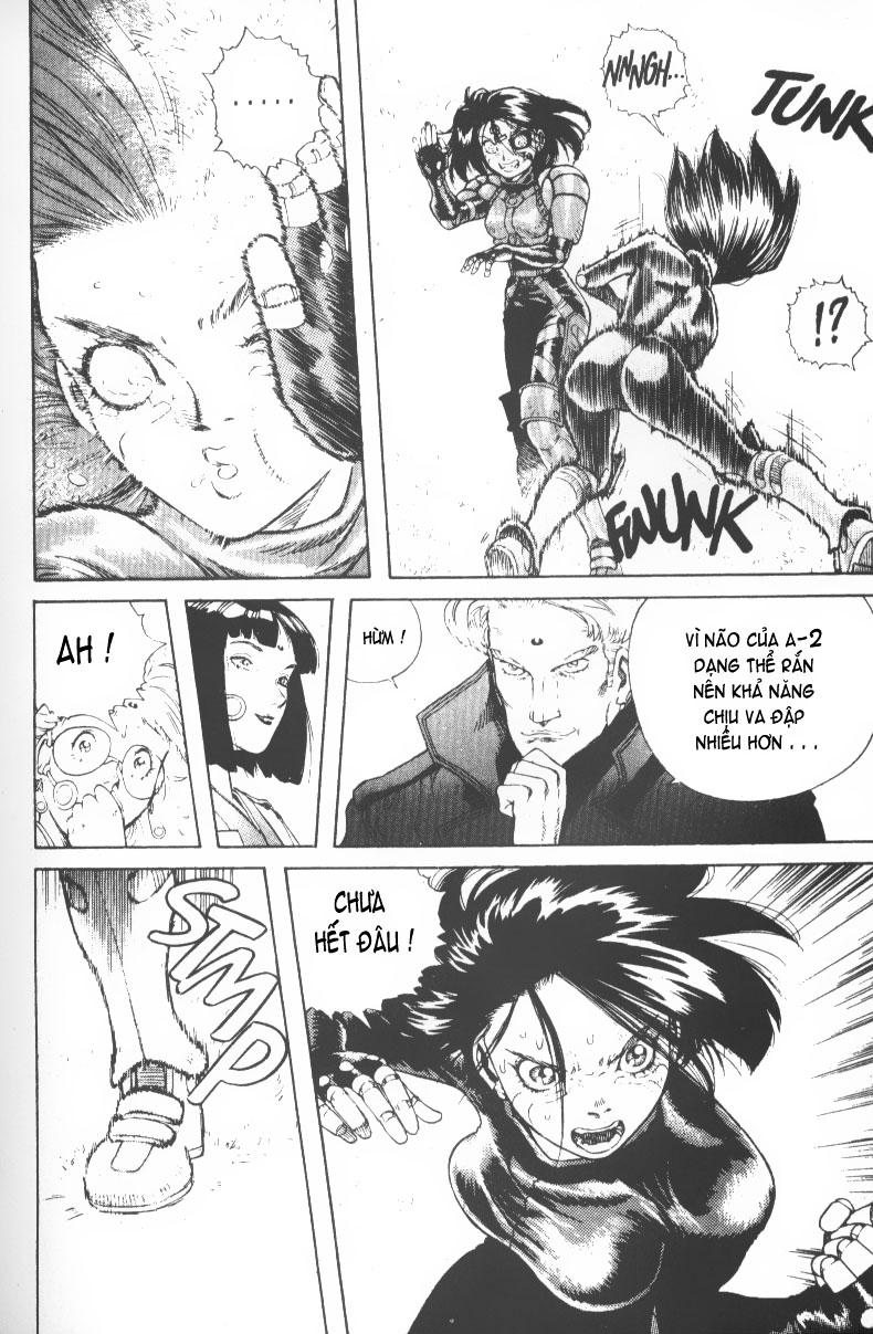 Battle Angel Alita chapter 44 trang 18