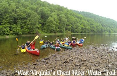 West Virginia's Cheat River Water Trail Offers the Perfect Summer Adventure