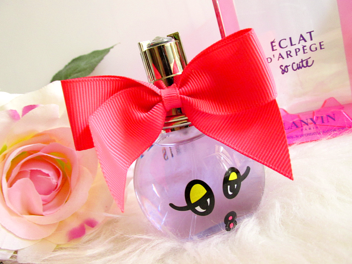 "Review: LANVIN - Èclat d´Arpège ""So Cute"" EdP - 50ml - 49.- Euro Flakon"
