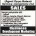 Sales & Bussiness Development Marketing - Oppo - Info Loker : Selasa 04 Oktober 2016