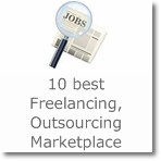 10 best Freelancing, Outsourcing Marketplace