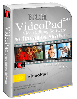 VideoPad Video Editor Profesional 4 Crack With Registration Code