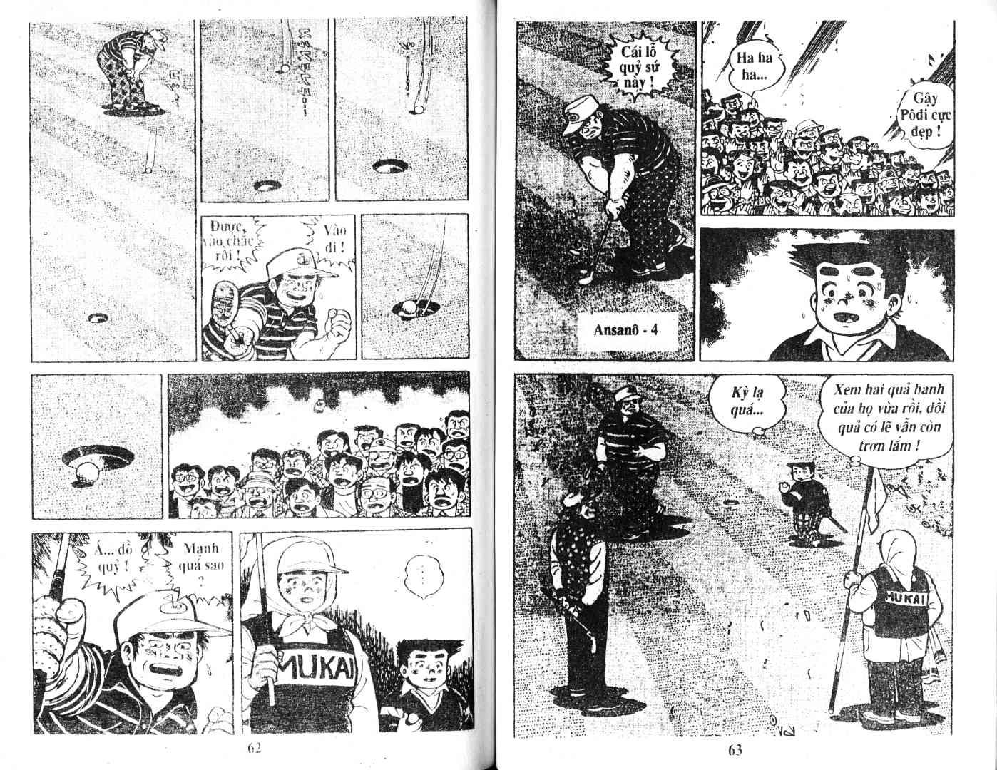 Ashita Tenki ni Naare chapter 40 trang 29