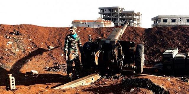 Το τουρκικό πρακτορείο Anadolu δημοσίευσε στοιχεία για τις αμερικανικές βάσεις στην Συρία