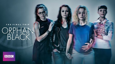 Orphan Black Season 5 The Final Trip Poster