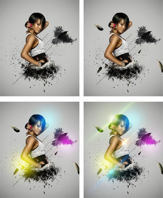 Sin Palabras: Beautiful Rihanna by Saltaalavista Blog