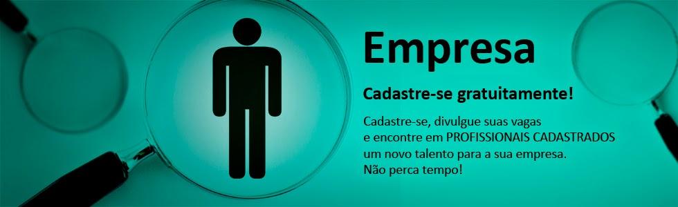 contrate um profissional qualificado