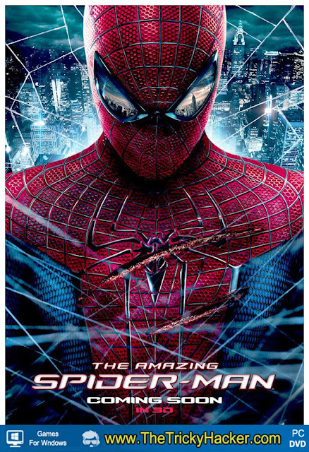 The Amazing Spiderman Free Download Full Version Game PC