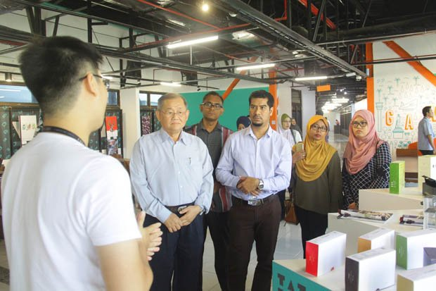 Konsep Learning City Surabaya Ditiru Kota Petaling Jaya Malaysia