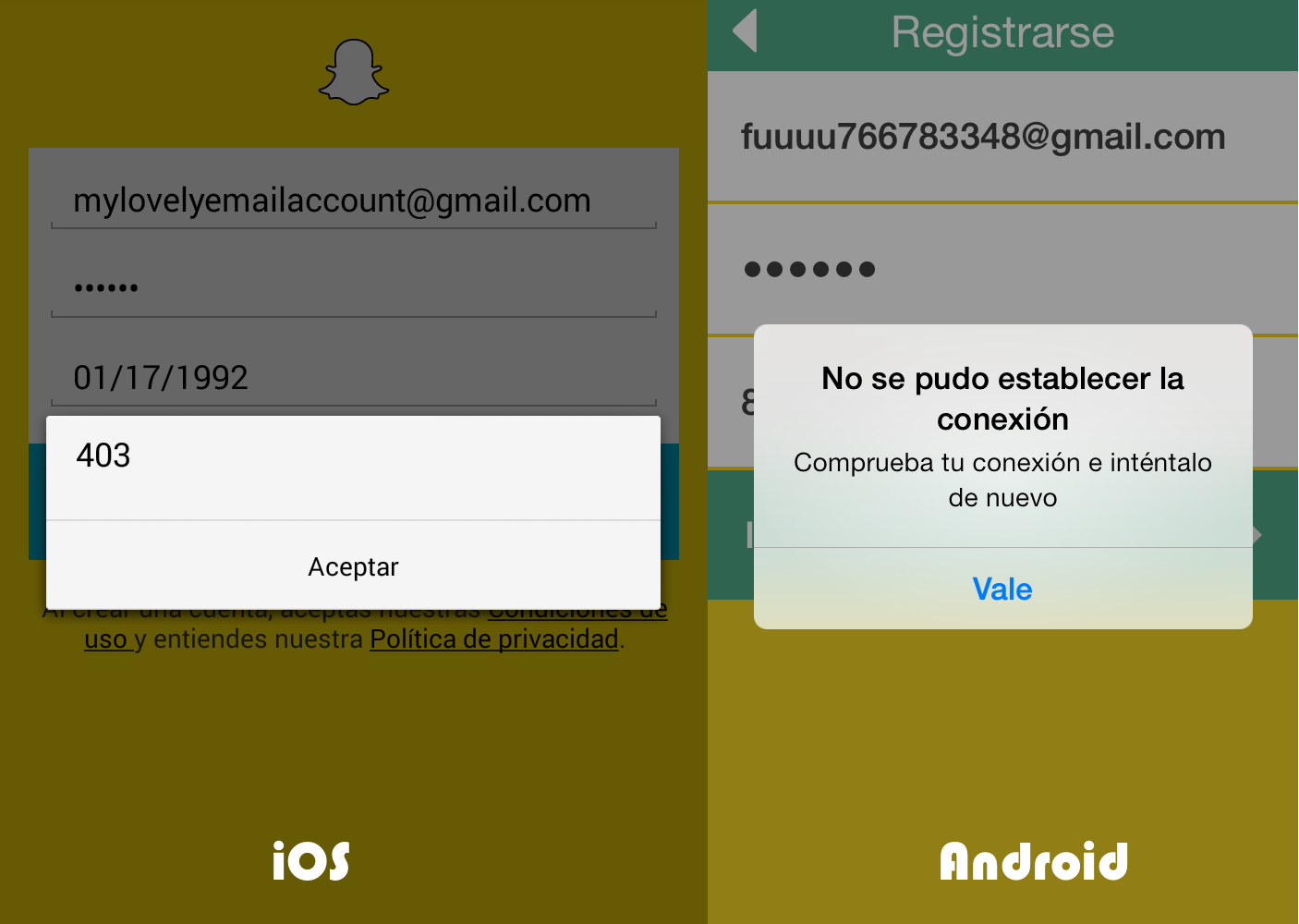 How to use Snapchat to DoS attack any iPhone | Seguridad Ofensiva