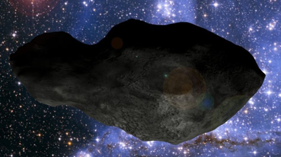 Earth Trojan Asteroid - Pics about space