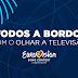 EUROVISÃO 2018 | Finalistas da 1ª semi-final
