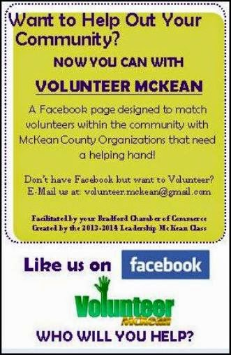 Volunteer McKean