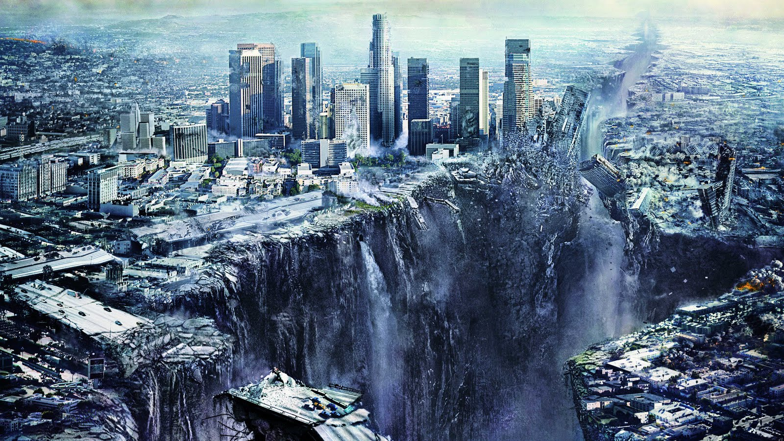 End of the world 2012 – By Earthquake