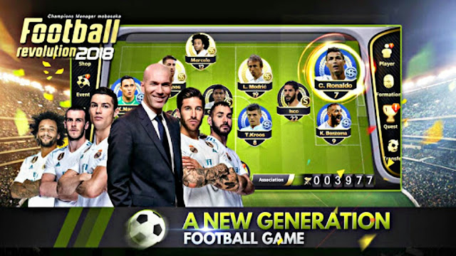 Download Football Revolution Soccer Android