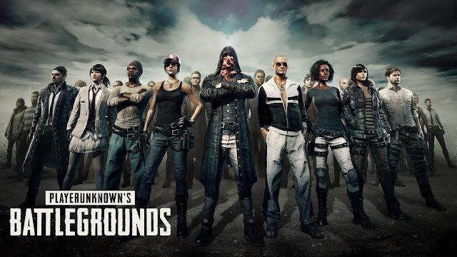 Tải hình nền game PlayerUnknown's Battlegrounds cực đẹp HD (Phần 1)