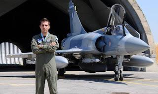Συγκλονίζει ο αδερφός του Γιώργου Μπαλταδώρου - Δείτε τη συγκινητική φωτογραφία που ανέβασε στο Facebook μέσα από το πιλοτήριο [photo]