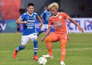 Borneo FC vs Persib Bandung 2-1 Highlights