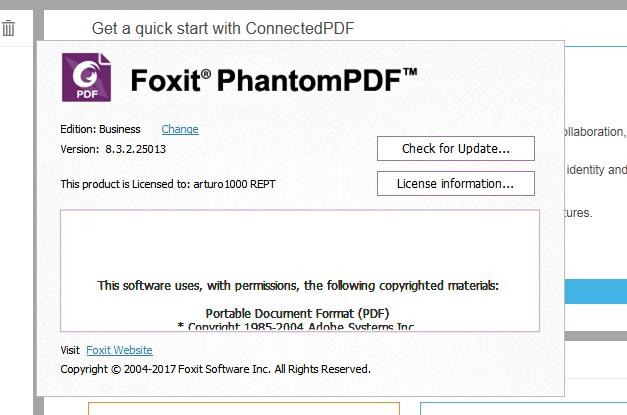 Foxit phantom pdf printer