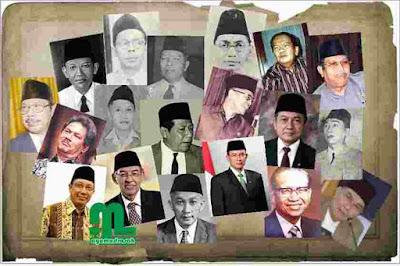 Daftar Menteri Agama