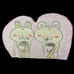Keroro&Kerotan