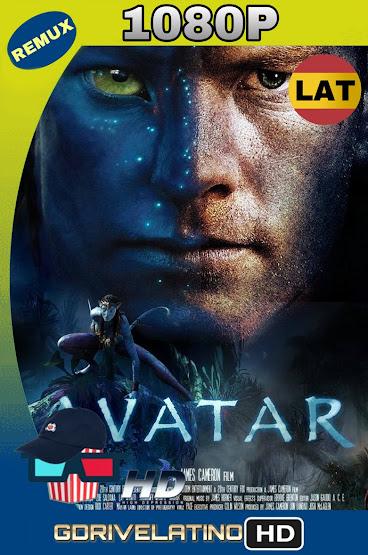 Avatar (2009) EXTENDED BDRemux 1080p Lat-Cas-Ing MKV