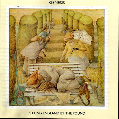 Notes from the Ironbound: Track of the Week: Genesis